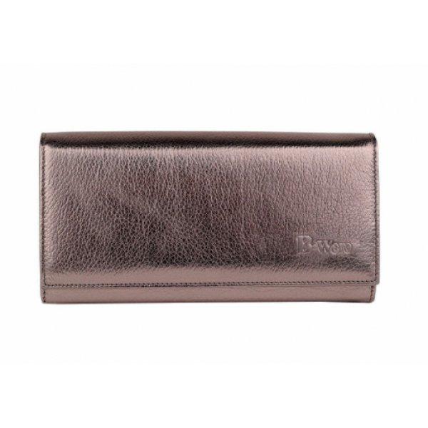 Кошелек женский кожаный на магнитах Bristan Wero 119445