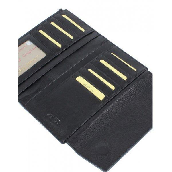 Кожаный кошелек женский Bristan Wero 119453